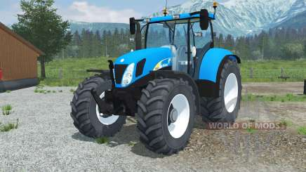 New Holland T7030 pour Farming Simulator 2013