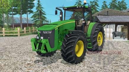 John Deere 8370Ɍ für Farming Simulator 2015