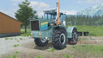 Raba 320 pour Farming Simulator 2013