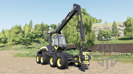 Ponsse ScorpionKing with 12m cutting length für Farming Simulator 2017