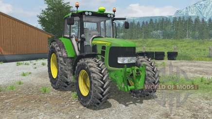 John Deere 6430 soiled pour Farming Simulator 2013