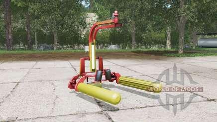 Tanco Autowrap 1510 für Farming Simulator 2015