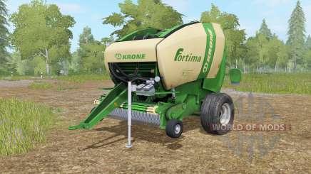 Krone Fortima Ꝟ 1500 pour Farming Simulator 2017