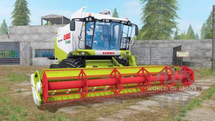 Claas Lexioᵰ 550 für Farming Simulator 2017