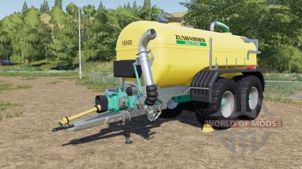 Zunhammer SKE 18.5 PUD with halved consumption pour Farming Simulator 2017