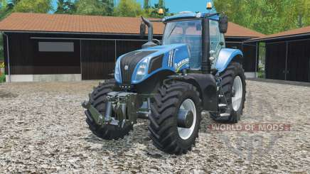 New Holland Ƭ8.275 für Farming Simulator 2015