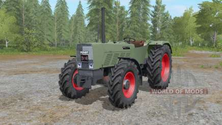 Fendt Favorit Turbomatik oldtimer für Farming Simulator 2017
