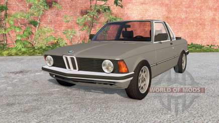 BMW 318i Top Cabriolet (E21) 1980 pour BeamNG Drive