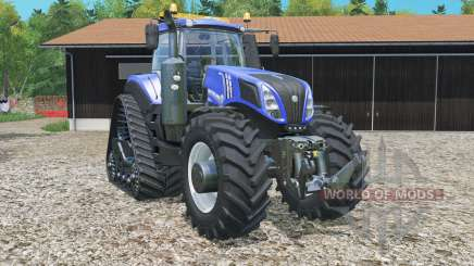 New Holland T8.43ƽ für Farming Simulator 2015