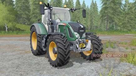 Fendt 700 Variø pour Farming Simulator 2017