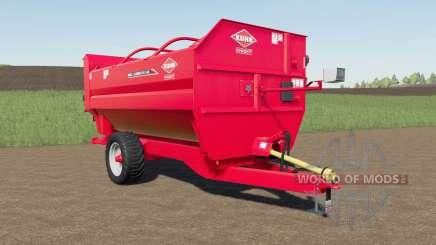 Kuhn Knight RA 142 pour Farming Simulator 2017