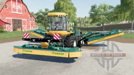 Krone BiG Ɱ 500 pour Farming Simulator 2017