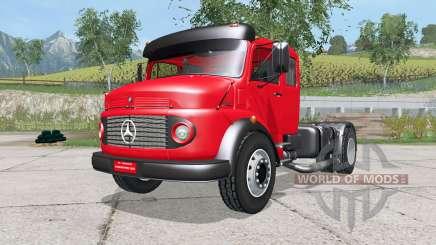Mercedes-Benz L 1519 pour Farming Simulator 2015