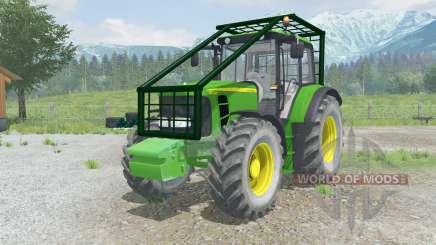John Deere 6630 pour Farming Simulator 2013