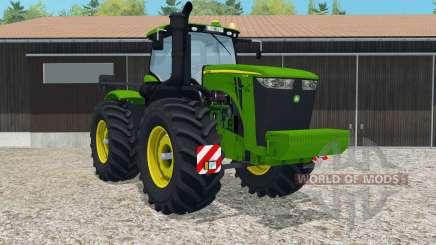 Ɉohn Deere 9560R pour Farming Simulator 2015