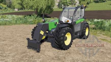 John Deere 3200 wheels selection für Farming Simulator 2017