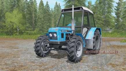 Zetor 7045 dynamic front axle pour Farming Simulator 2017