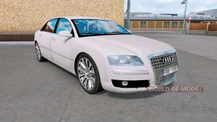 Audi A8 für Euro Truck Simulator 2