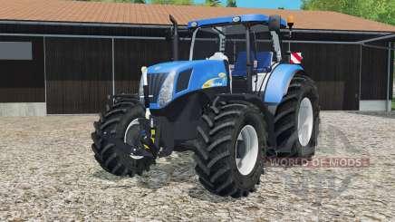 New Holland T70Ꝝ0 für Farming Simulator 2015