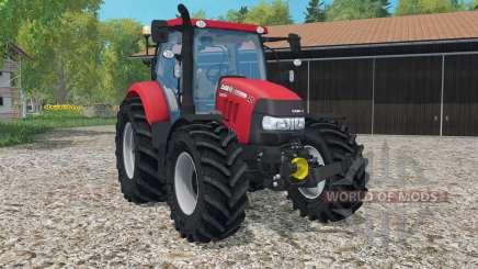 Case IH Maxxum 1Ꝝ0 pour Farming Simulator 2015