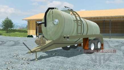 Fortschritt HTS 100.27 flussigdunger pour Farming Simulator 2013