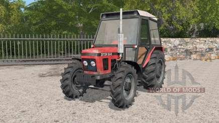Zetoᵲ 5245 pour Farming Simulator 2017