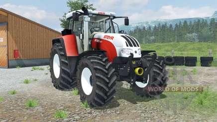 Steyr 6195 CVƬ für Farming Simulator 2013