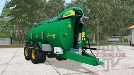 Samson PGII 20 für Farming Simulator 2015