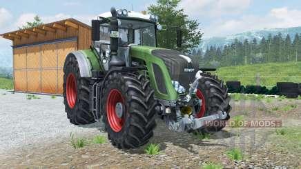 Fendt 936 Vario More Realistic pour Farming Simulator 2013
