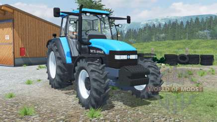 New Holland TM 115 dynamic camera pour Farming Simulator 2013