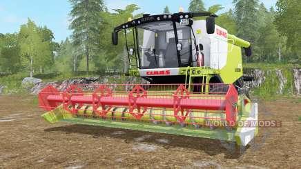 Claas Lexioᵰ 670 pour Farming Simulator 2017