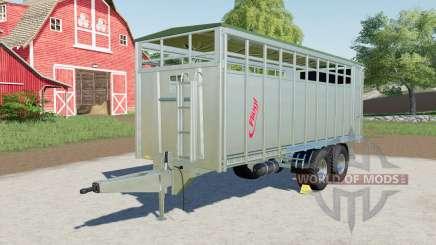 Fliegl TTⱲ für Farming Simulator 2017