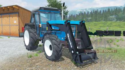 New Holland 110-90 front loader pour Farming Simulator 2013