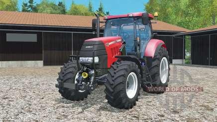 Case IH Puma 160 CVX front loadeᵲ für Farming Simulator 2015
