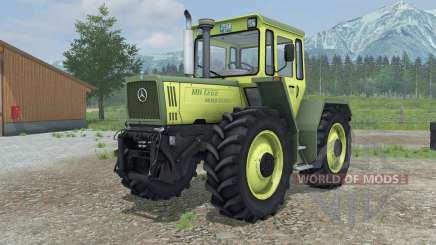 Mercedes-Benz Trac 1600 Turbꝍ pour Farming Simulator 2013