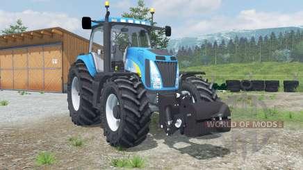 Neue Hollanᵭ T8020 für Farming Simulator 2013