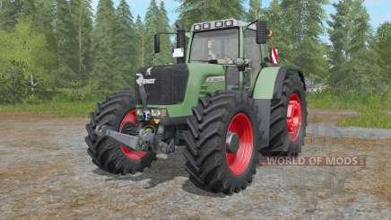 Fendt 930 Vario TMꞨ für Farming Simulator 2017