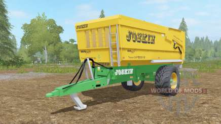 Joskin Tᵲans-Cap 5000-14 für Farming Simulator 2017