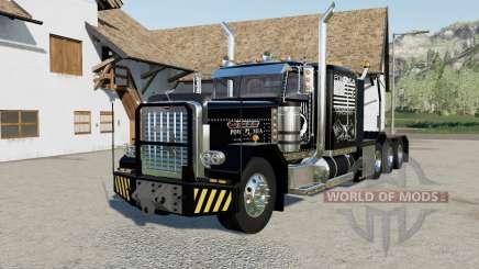Peterbilt 389 Heavy für Farming Simulator 2017