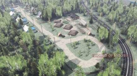 Le Village De Urnyak pour Spin Tires