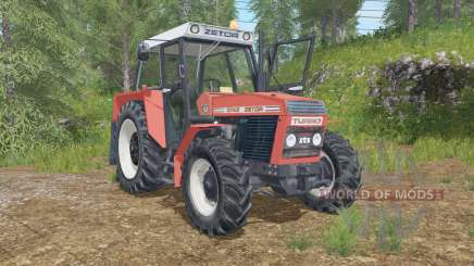 Zetor 10145 Turbꝍ pour Farming Simulator 2017