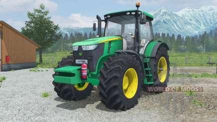 John Deere 7280Ɍ für Farming Simulator 2013