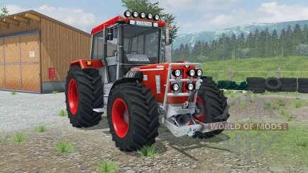 Schluter Super 1500 TꝞL Spécial pour Farming Simulator 2013