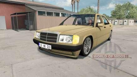 Mercedes-Benᵶ 190 E (W201) für American Truck Simulator