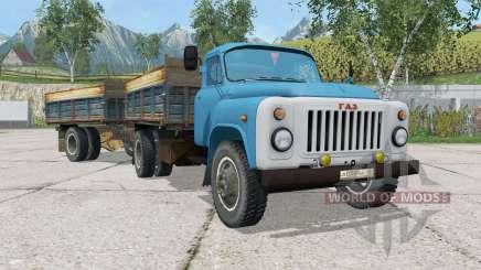 GAS-SAZ-3507-trailer für Farming Simulator 2015