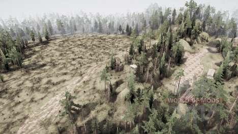 Plain Hills pour Spintires MudRunner
