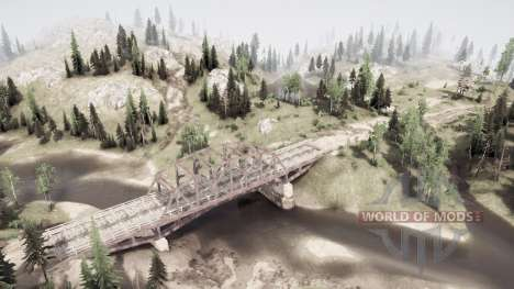The Last Journeys pour Spintires MudRunner