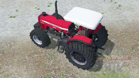 Massey Ferguson 299 Advanced pour Farming Simulator 2013