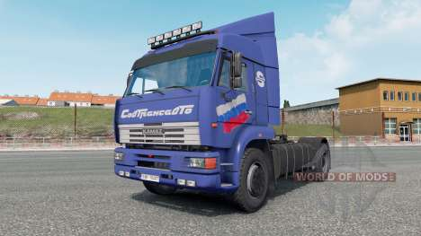 KamAZ-5460 für Euro Truck Simulator 2