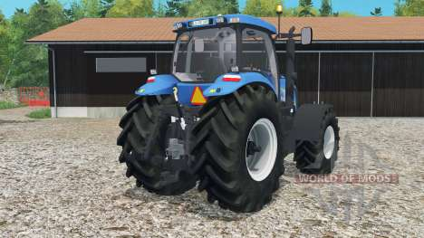 New Holland T8020 pour Farming Simulator 2015